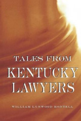 Omslag - Tales from Kentucky Lawyers