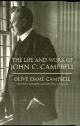 Omslag - The Life and Work of John C. Campbell
