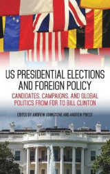 Omslag - US Presidential Elections and Foreign Policy