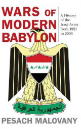 Omslag - Wars of Modern Babylon