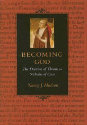 Becoming God av Nancy J. Hudson (Innbundet)