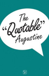Omslag - The Quotable Augustine