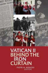 Omslag - Vatican II Behind the Iron Curtain