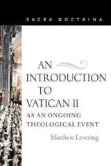 Omslag - An Introduction to Vatican II as an Ongoing Theological Event