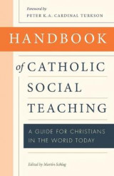 Omslag - Handbook of Catholic Social Teaching