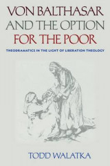 Omslag - Von Balthasar and the Option for the Poor