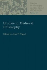 Omslag - Studies in Medieval Philosophy