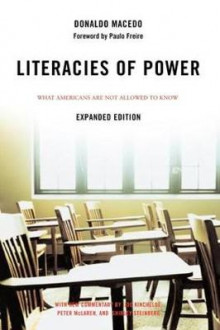Literacies of Power (Expanded Edition) av Donaldo Macedo (Heftet)
