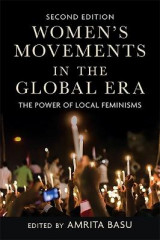 Omslag - Women's Movements in the Global Era