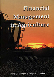 Financial Management in Agriculture av Peter J. Barry, Paul N. Ellinger, John A. Hopkin og C. B. Baker (Innbundet)