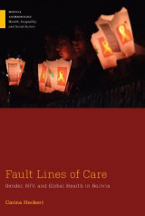 Omslag - Fault Lines of Care