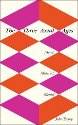 Omslag - The Three Axial Ages
