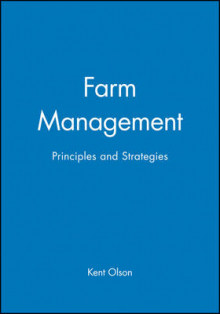 Farm Management av Kent D. Olson (Innbundet)