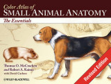 Omslag - Color Atlas of Small Animal Anatomy