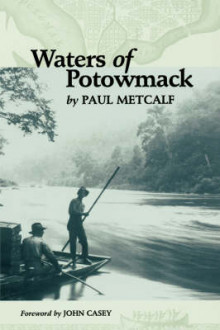 Waters of Potowmack av Paul Metcalf (Heftet)