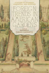 Omslag - Foreign Trends in American Gardens