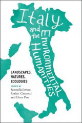 Omslag - Italy and the Environmental Humanities