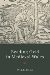 Omslag - Reading Ovid in Medieval Wales