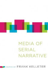 Omslag - Media of Serial Narrative