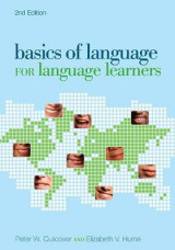 Omslag - Basics of Language for Language Learners, 2nd Edition