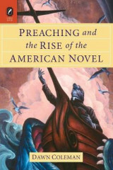 Omslag - Preaching and the Rise of the American Novel