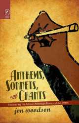 Omslag - Anthems, Sonnets, and Chants