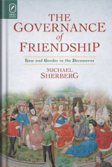 Omslag - The Governance of Friendship