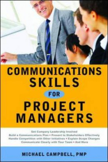 Communications Skills for Project Managers av Michael J. Campbell (Innbundet)