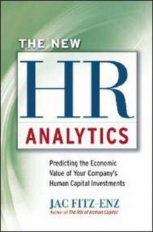 The New HR Analytics av Jac Fitz-enz (Innbundet)