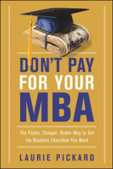 Omslag - Don'T Pay For Your Mba