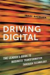 Omslag - Driving Digital: The Leader's Guide to Business Transformation Through Technology