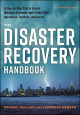 Omslag - The Disaster Recovery Handbook