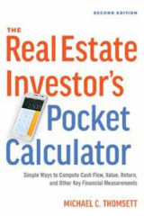 Omslag - The Real Estate Investor's Pocket Calculator