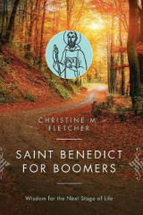 Omslag - Saint Benedict for Boomers