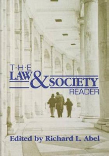 The Law and Society Reader av Richard L. Abel (Heftet)