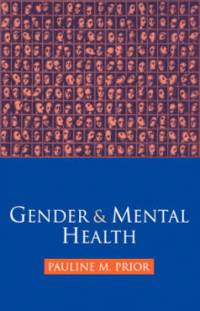 Gender and Mental Health av Pauline M. Prior (Heftet)