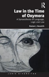 Omslag - Law in the Time of Oxymora