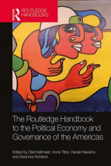 Omslag - The Routledge Handbook to the Political Economy and Governance of the Americas