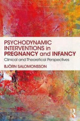 Omslag - Psychodynamic Interventions in Pregnancy and Infancy