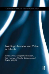 Omslag - Teaching Character and Virtue in Schools