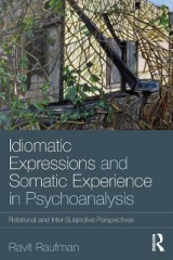 Omslag - Idiomatic Expressions and Somatic Experience in Psychoanalysis
