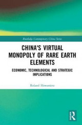 Omslag - China's Virtual Monopoly of Rare Earth Elements