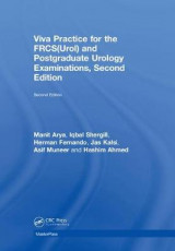Omslag - Viva Practice for the FRCS(Urol) and Postgraduate Urology Examinations, Second Edition