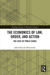 Omslag - The Economics of Law, Order, and Action