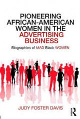 Omslag - Pioneering African-American Women in the Advertising Business