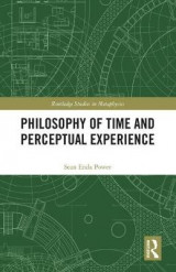 Omslag - Philosophy of Time and Perceptual Experience
