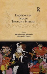 Omslag - Emotions in Indian Thought-Systems