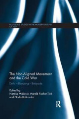 Omslag - The Non-Aligned Movement and the Cold War
