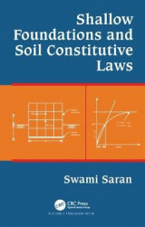 Omslag - Shallow Foundations and Soil Constitutive Laws