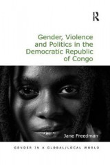 Omslag - Gender, Violence and Politics in the Democratic Republic of Congo